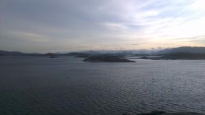Senanayake Samudhraya reservoir. Credit, Rapa123.
